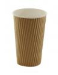 16oz Triple Wall Ripple cup 500 pack