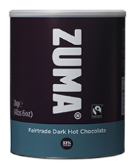 Zuma Fairtrade Hot Chocolate 2kg