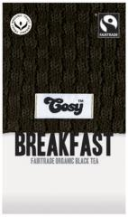 Cosy Fairtrade Organic Breakfast Tea 20 Bags