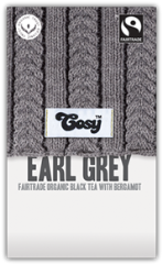 Cosy Fairtrade Organic Earl Gray Tea 20 Bags
